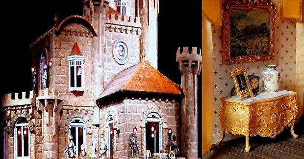 Screenshot: YouTube /  Astolat Dollhouse Castle