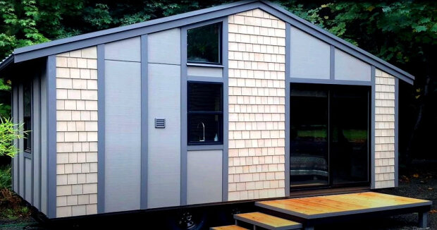 Screenshot: YouTube / Living Design For A Tiny House